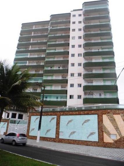 Apartamento Em Maracanã, Praia Grande/sp De 65m² 2 Quartos À Venda Por R$ 265.000,00 - Ap138163