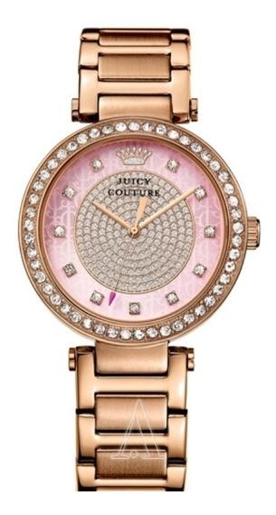 Reloj Juicy Couture, Tono Rose Gold.