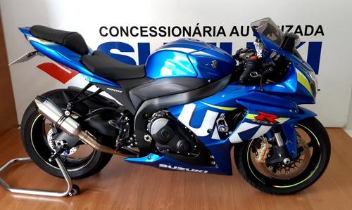 Suzuki Gsx R 1000 Srad Gp 2016 Azul