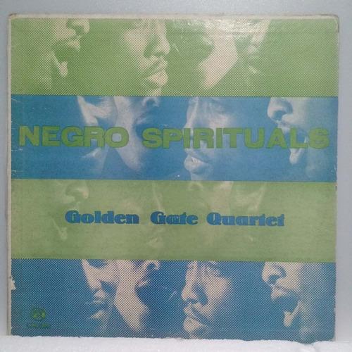 Lp Golden Gate Quartet - Negro Spirituals