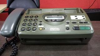 Fax Panasonic Kx-f26 Com Secretaria Eletrônica E Copiadora