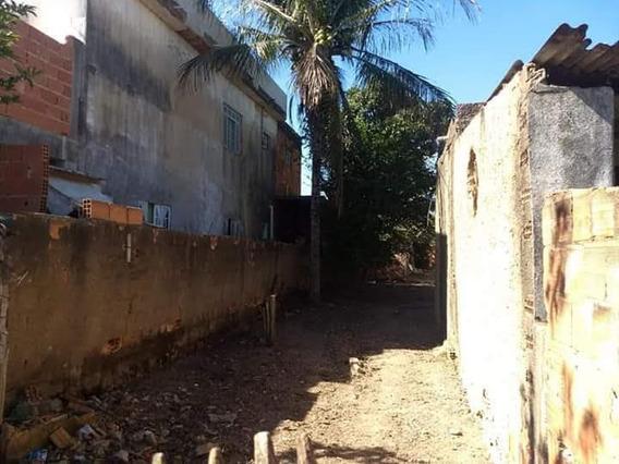 Terreno Com 3 Casas Precisando De Reforma
