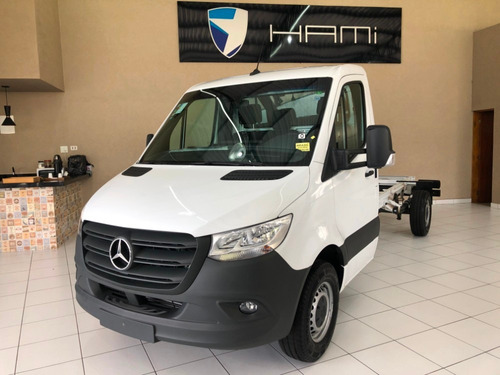 Mercedes-benz Sprinter Chassi 2.2 Cdi 314 Street Rs Longo 2p