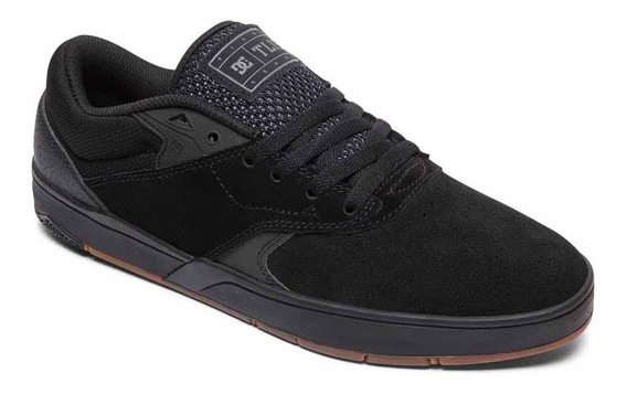 Tênis Dc Shoes Tiago S Imp All Black -promo -500 Por 319,90$