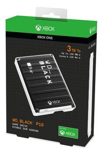 Wd_black P10 Game Drive Para Xbox One 3tb