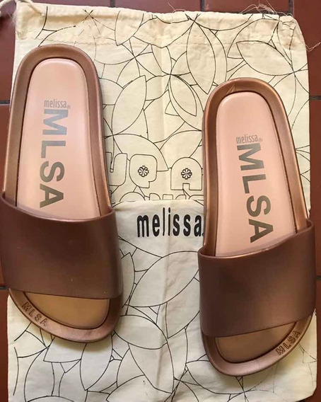 Melissa Beach Slide +bolsa Antipolvo