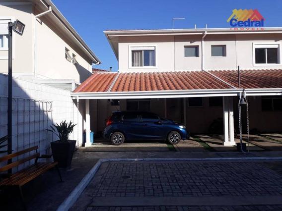 Sobrado Com 2 Dormitórios À Venda, 78 M² Por R$ 540.000,00 - Vila Mogilar - Mogi Das Cruzes/sp - So0485