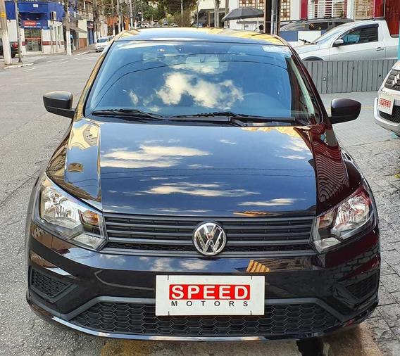 Volkswagen Gol 1.0 Flex 5 Portas 2019!