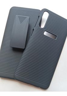 Capinha Belt Clip + Suporte Cinto Samsung Galaxy A30s A50