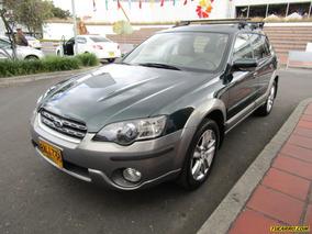 Subaru Outback Rh6 Awd At 3000cc Sw