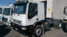 Iveco Cavallino Tractor 320 Hp Permuto Financio Zacco