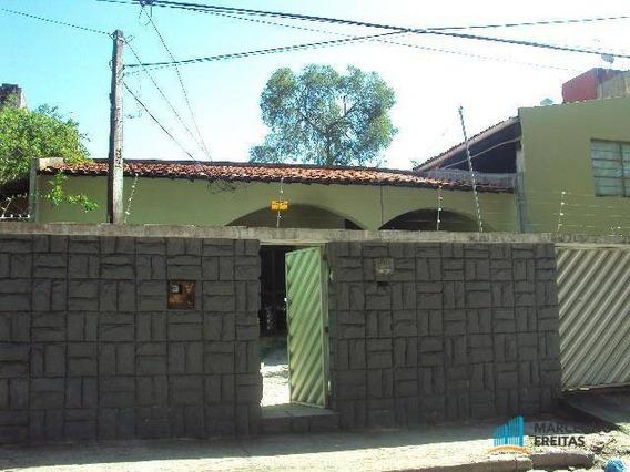 Casa Residencial Para Locação, Joaquim Távora, Fortaleza. - Codigo: Ca0496 - Ca0496
