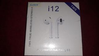 Audífonos I12 Inalámbrico Stereo