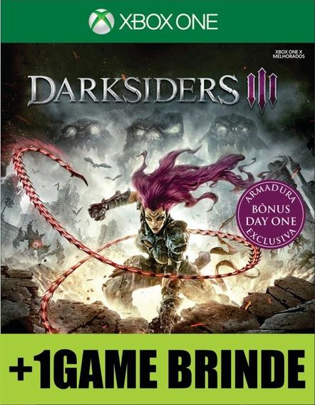 Darksiders 3 Xbox One Mídia