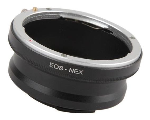 Anel Adaptador Canon Eos Ef - Sony Nex E-mount