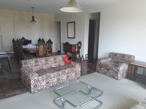 Apartamento Com 3 Dormitórios À Venda, 180 M² Por R$ 650.000,00 - Chácara Inglesa - São Bernardo Do Campo/sp - Ap2882