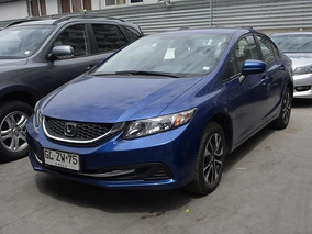 Honda Civic Civic Lx 1.8 Aut 2014