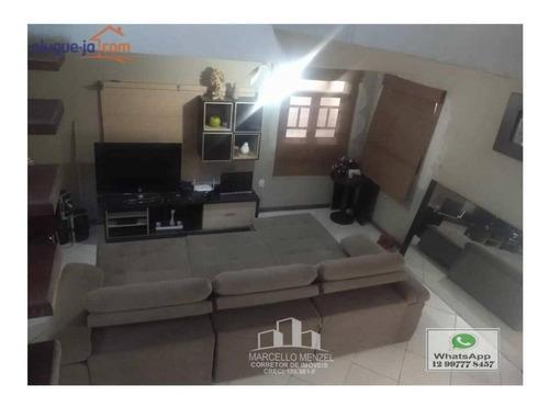 Sobrado Com 3 Dormitórios À Venda, 300 M² Por R$ 360.000,00 - Residencial Cambuí - São José Dos Campos/sp - So1505