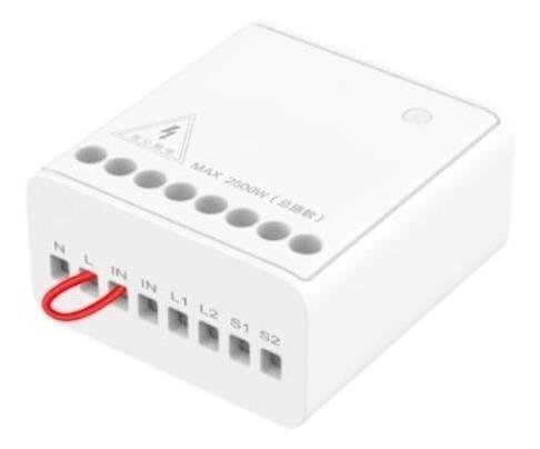 Relay Relé Para Controle Lâmpadas E Tomadas - Xiaomi Aqara
