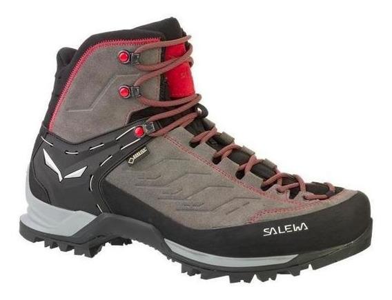 Zapato De Hombre Outdoor Salewa Mtn Trainer Mid Gtx