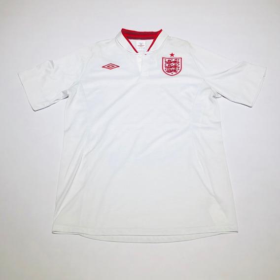Camiseta De Inglaterra Umbro Titular Eurocopa 2012