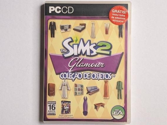The Sims 2 Glamour Coleção De Objetos