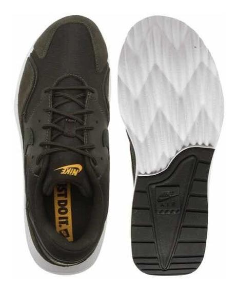 Zapatillas, Nike Air Max Nostalgic Verde Militar