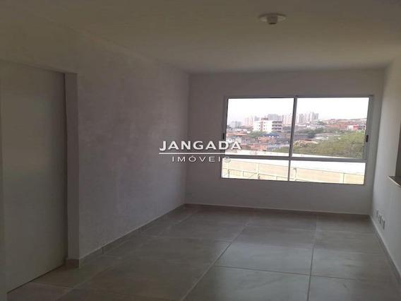 Apartamento Novo Com 01 Dormitorio E 01 Vaga De Garagem - Jardim Conceicao - 11422
