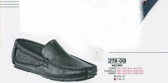Zapato Negro 278-00 Cklass Primavera-verano 2020