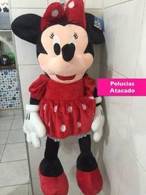 Minie Rosa Ou Minie Vermelha Ou Mickey De 1 Metro Pelucias