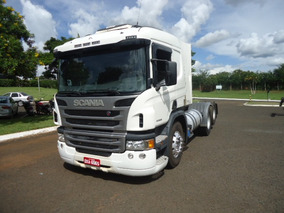 Scania P 360 6x2 2014/2014
