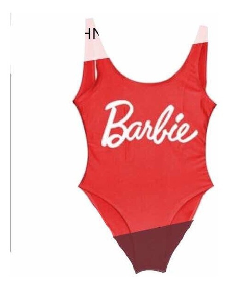 Body Mujer Barbie Espalda U Bodysuit Sin Espalda Dama Moda