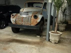 Chevrolet Chevrolet Tigre 1942
