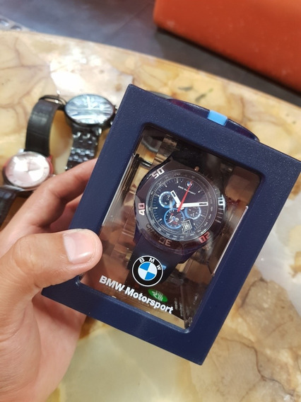 Ice Watch Bmw Motorsport Azul + Envio