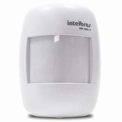 Imagem 1 de 3 de Sensor De Alarme Com Fio Ivp 3000 Cf Intelbras