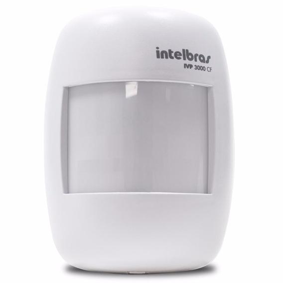 Sensor De Alarme Com Fio Ivp 3000 Cf Intelbras