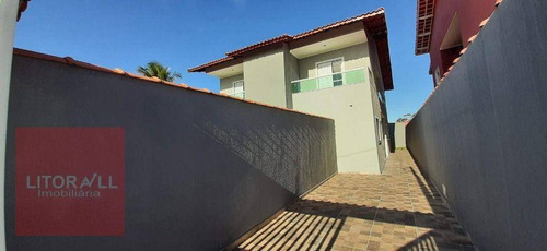 Imagem 1 de 18 de Casa Com 2 Dormitórios À Venda, 64 M² Por R$ 175.000,00 - Jardim Umuarama - Itanhaém/sp - Ca2018