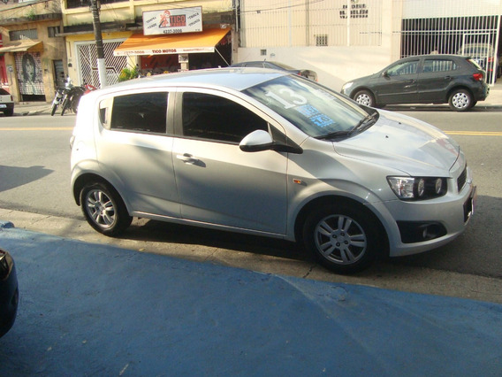 Chevrolet Sonic Lt 1.6 Completo M&f Veiculos