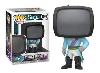 Funko Pop Saga Prive Robot Iv 09 Comics- Titi Toys