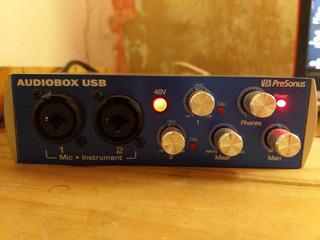 Interfaz De Audio Presonus Audiobox