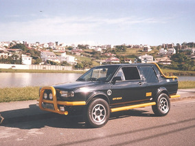 Saveiro Cabine Dupla - Diesel - Personalizada