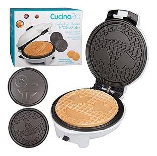 Waflera Maquina Para Pancakes Corazones Cucinapro 1770