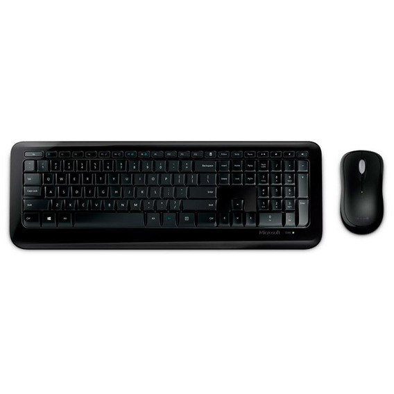 Teclado E Mouse Microsoft Wireless Desktop 850