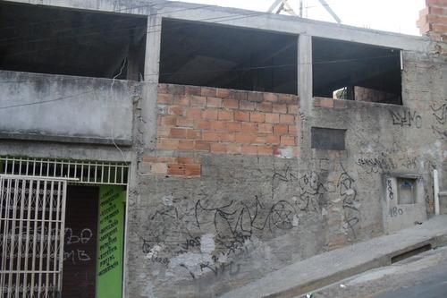 Otima Casa Com 2 Lojas Nobairro Serra Verde - 526