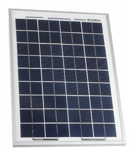 Imagen 1 de 1 de Panel Solar 20w Policristalino ( 18 V - 1.112 A ) Psp20w.