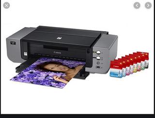 Impresora Canon Pro9000 Markll Sin Cabezal