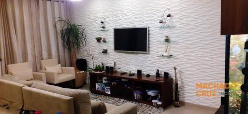 Sobrado Com 3 Dormitórios À Venda, 157 M² Por R$ 583.000,00 - Nova Petrópolis - São Bernardo Do Campo/sp - So0010