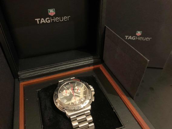 Relógio Tag Heuer Indy 500 Caixa E Certificado Novíssimo