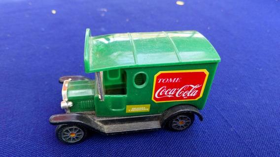 Vehículo Promocional Coca-cola Años