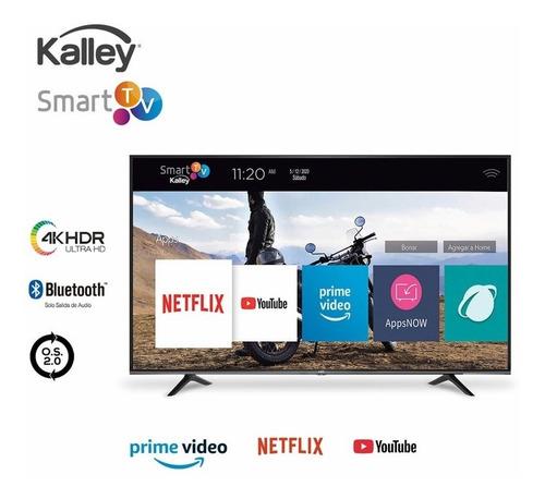 Imagen 1 de 5 de Tv Kalley 43  Pulgadas 109 Cm Stv43uhdn Led 4k-uhd Smart Tv